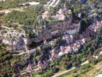 Rocamadour : 26 km du gîte