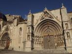 Morella church