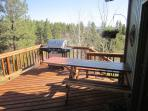 Outdoor cooking and dining