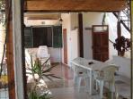 Una veranda