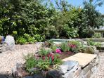 Herb Garden & ponds