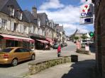 Guemene high street