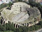 amphitheater of Pozzuoli