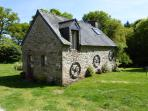 Hazel cottage is a perfect couples getaway