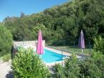 The pool awaits you!