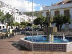 Fountain in the village