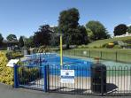 Water Park at Abbey Park, Evesham