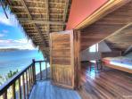 Magnifique chambre vue mer 360° villa isidoreo