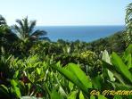 Bienvenue au gîte Giraumon, à 2 minutes en voiture de la plage, avec vue sur la mer