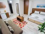 Deluxe Double With Kithcen Room