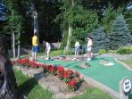 Adventure Golf is a beautiful course in Logan, 25 minutes from the cottage.