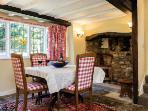 Little Orchard dining room