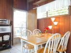 Ali'i Cottage Dining Area