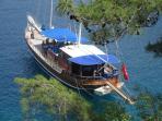 23 Meter 6 Cabin Gulet Turkey