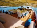 31 Meter 10 Cabin Gulet Turkey AC