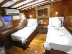 40 Meter 10 Cabins Gulet Turkey