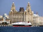 Liverpool River Mersey