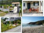 Casa en la playa.Costa da Morte.