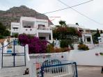 Tatsis Apartments front view