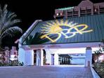 Located at the Daytona Beach Resort & Conference Center (DBR)