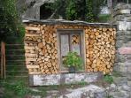 An original composition in the surroundings (Mendatica village)