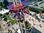 Flambards Cornwalls Premier Theme Park