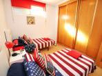 USA bedroom