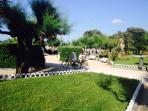 Jardines de Ondarreta