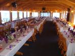 A great location for prestine and rustic weddings