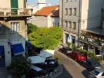 Location of the apartment called Sperun is the best place to find restaurants