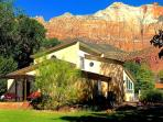 Zion Vacation Home a perfect place for family/friends at the mouth of Zion National Park