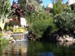 Paloma Park opposite the Bellagio