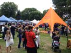 Warragul Farmers' and Arts' Market. Where everything is home grown or homemade