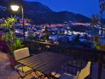 Enjoy fantastic views over Kalkan from the communal pool terrace