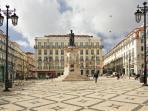 Praça Luis de Camões  (3 minutes)