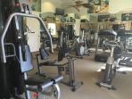 Watersong Resort Gymnasium - Keep fit with the latest gym equipment