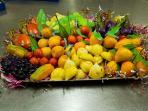 Frutti di Martorana 'dolcetti di farina di mandorle'