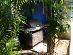 Le barbecue géant pour langoustes et brochettes