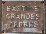 Welcome at 'La Bastide des Grandes Terres'