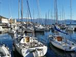 Yachthafen Salò