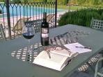 Rhubinio, tuscan red wine