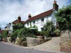 Royal Oak pub, 100 yards away