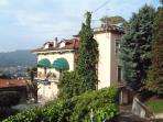 Villa Patrizia Salò Lago di Garda Gardasee