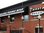 Westport's Dueling Piano Bar and Panera Bread: right around the corner.