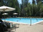 North shore town homes private pool and tennis courts are150 feet away