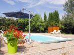 Villa 4ch classée 3* pour 10/11 pers. avec piscine