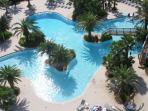 Incredible Resort Pools