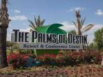 Welcome to Palms of Destin