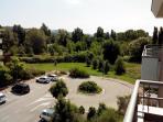parcheggio esterno residence gratuito