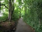 Shipley glen, great hikes, walks and biking
